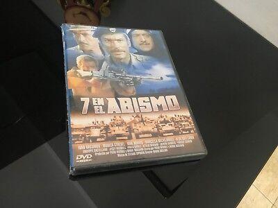 7 EN EL ABISMO DVD IVAN RASSIMOV MONICA STREBEL KIRK MORRIS MARCELLA...