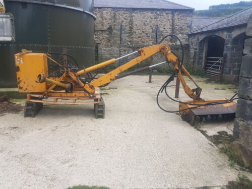 Bomford hedge cutter farm trim flail trimmer 3 point linkage no vat