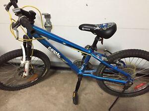 Kranked  6-speed kids bicycle