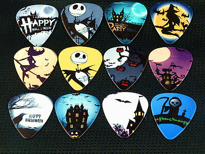 10pcs 0.71mm Musical Accessories Guitar Picks Plectrums