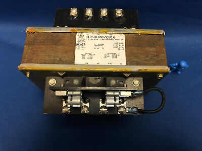 General Electric Ge 9t58b0072g10 Core Coil Transformer Single Phase 1kva