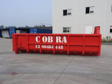 SKIP BIN AND HOOK BIN HIRE FOR WASTE REMOVAL
