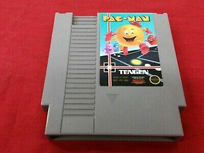 NES TENGEN PAC-MAN