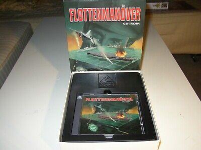Hasbro's Flottenmanöver - PC-Spiel (für Sammler in Original-Box von 1994)