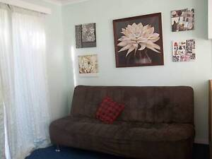 Fully furnished self contained granny flat with private courtyard Morisset Lake Macquarie Area Preview