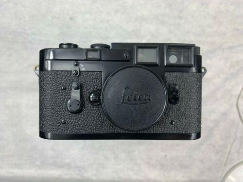 Leica m3 black paint serial number 959408 NR!