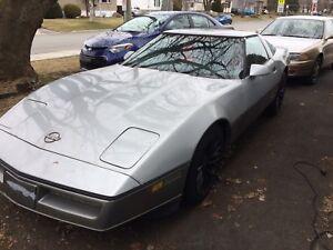 Corvette 1984 prix nego