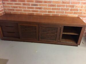 Entertainment unit Seaforth Manly Area Preview
