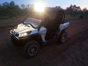 2013 Can-Am Commander 1000 Limited Derby West Kimberley Preview