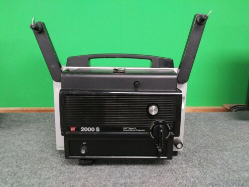 GAF 2000S Super 8mm Sound Projector