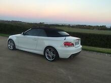 2010 BMW 1 Convertible Richmond Yarra Area Preview