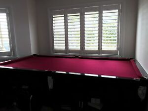 Billiard/snooker/pool table Mulgrave Monash Area Preview