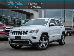 2016 Jeep Grand Cherokee Limited /Navigation/Sunroof