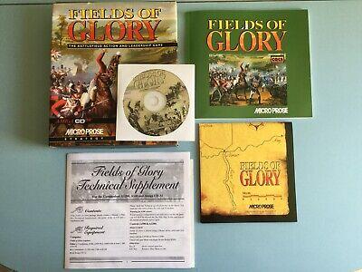 Fields Of Glory - Commodore Amiga CD32