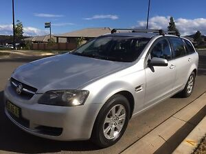 2009 Holden Commodore Wagon, Low KM, 9 month rego, full service Seven Hills Blacktown Area Preview