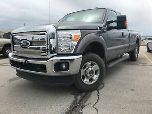 2011 Ford F-250 XLT / 4X4 EXT CAB LONG BOX / LOW KMS