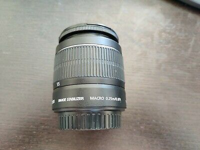 Canon EF-S EFS 18-55mm f/3.5-5.6 IS II Zoom Lens *** Next Day Delivery ***
