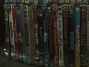 200 + DvD collection. Kids, comedy, and action movies. Blackalls Park Lake Macquarie Area Preview