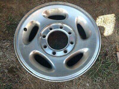 1994-2002 2nd Gen Dodge Ram 2500 3500 OEM 16 Inch Aluminum Wheel 16x8 52106367AA