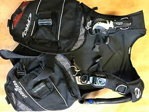 BCD and Scuba Gear for sale, regulators, guages Hope Island Gold Coast North Preview