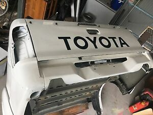 Toyota hilux  rear tray. 2013 Earlville Cairns City Preview