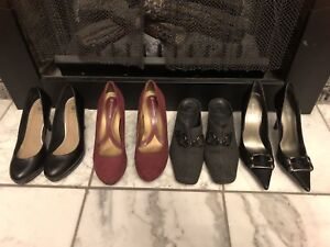 Size 6 fall shoes