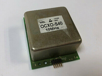 Rohde Schwarz Ocxo-s40 10mhz Frequency Standard Replacement Module
