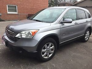 Fully Loaded 2007 Honda CRV