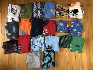 Lot 10 pyjamas garçon 2T