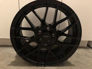 17 inch Blake FAST Rims - mint condition!
