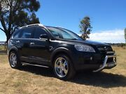 Captiva 2009 LX Diesal 7 seat AWD. Great family SUV Bathurst Bathurst City Preview