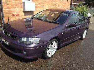 2004 Ford Falcon Sedan Coogee Eastern Suburbs Preview