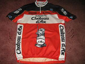 CHATEAU-DAX-SALOTTI-BRIANZOLI-SEB-ITALIAN-CYCLING-JERSEY-XL
