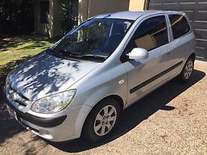 Hyundai Getz - RWC - Rego - low k's - 3mth Wty Robina Gold Coast South Preview