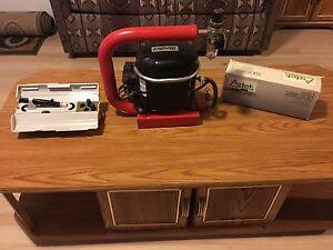 Medici Airbrush Compressor and Tools