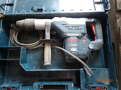 Bosch Rotary Hammer Drill 13-amp 1-58-in Sds-max Variable Speed Corded