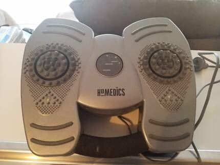 Homedics foot massager in great condition