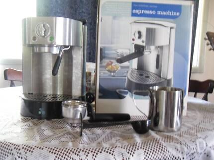 Lumina Espresso Machine