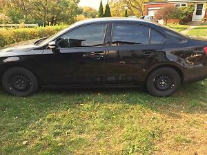 2014 black vw Jetta great  condition