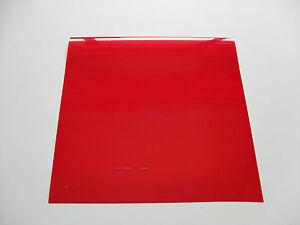 PAR 56 019 FIRE RED Lighting Filter Colour Effects Gel Theatre DJ Party  Lights