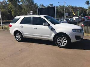 2015 Ford Territory - Low Kms (47k Kms) - Rego - Driveaway Cleveland Redland Area Preview