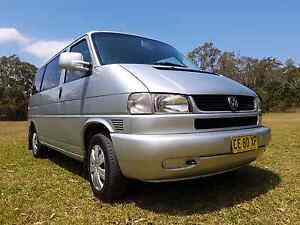 2001 turbo diesel t4 vw Caravelle people mover van transporter Cooranbong Lake Macquarie Area Preview