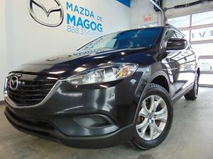 2014 Mazda CX-9 7 PASSAGERS GS AWD ECRAN TACTILE CAMERA DE RECUL