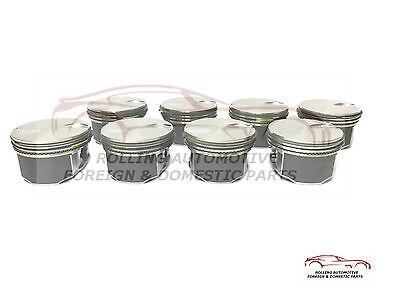 5.3L 4.8L GMC GM GEN IV V Pistons w/ Rings OEM New Set