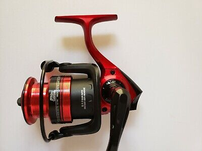 ABU GARCIA RED MAX SPINNING REEL