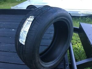 SET OF 4 BRAND NEW NEVER MOUNTED NITTO INVO 245/45/ZR17 TIRES $