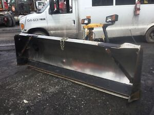 2000 FISHER (GRATTE) X-BLADE SHOVEL