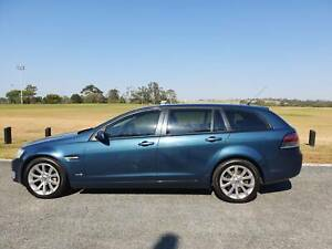 2012 Holden Commodore VE Wagon - Sat Nav  - Leather - Rego - Driveaway