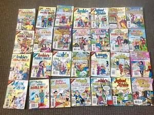 28 Assorted Archie And Jughead Comics Early 2000s Comic Books