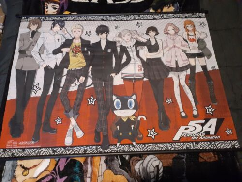 Persona 5 Official Great Eastern Entertainment Wall Scroll W